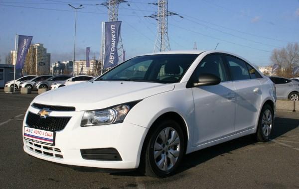 Chevrolet Cruze з пробігом можна придбати в кредит від 66 грн. в день з вигодою до 33 000 грн!
