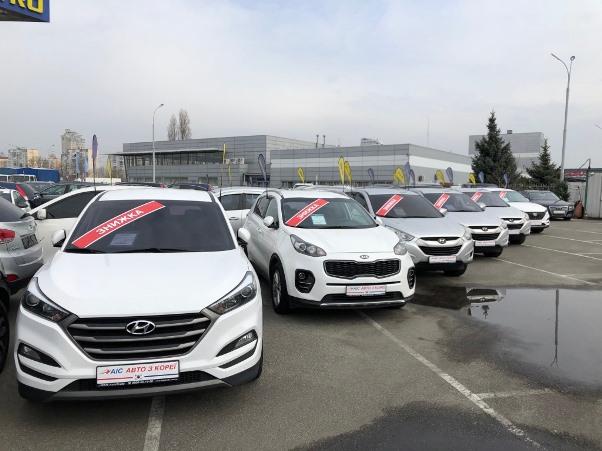 Hyundai Tucson/IX35 з пробігом можна придбати в кредит від 97 грн. на добу!